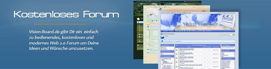Kostenloses Forum Screenshots